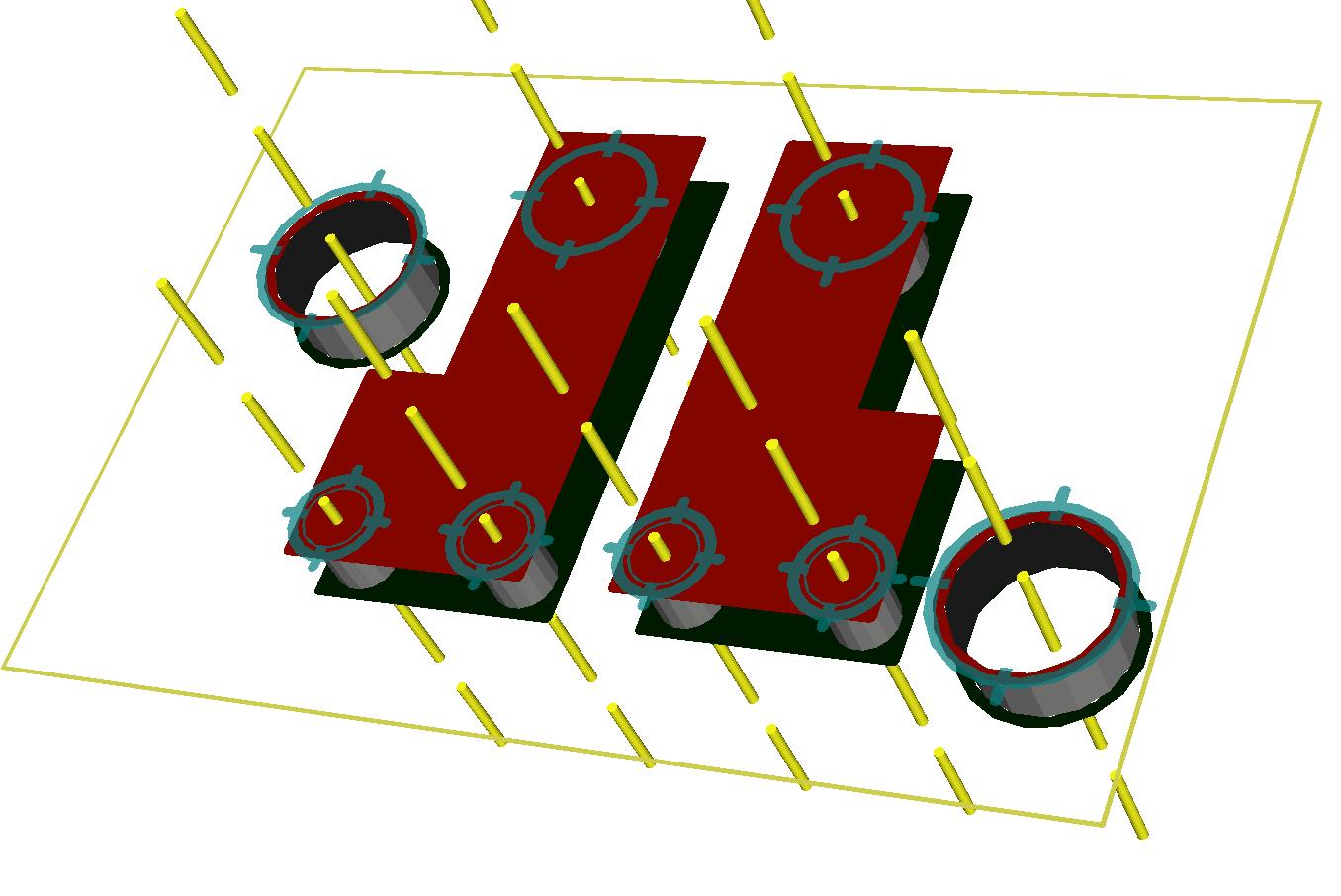 PCB in 3D