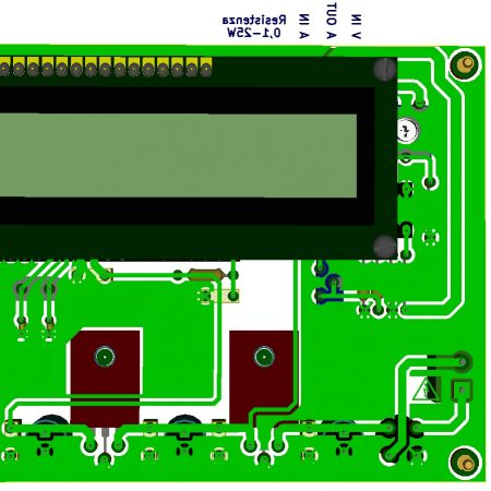Voltmetro-Amperometro
